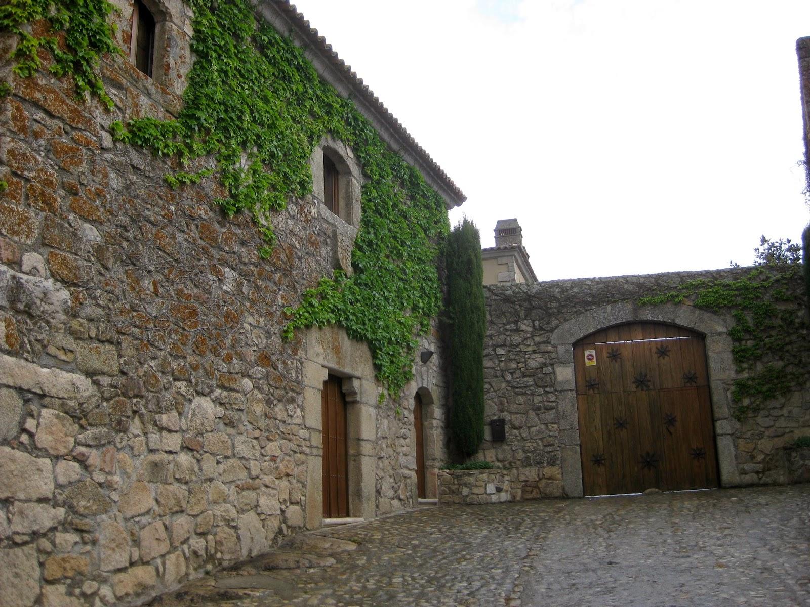 La Ruta de Isabel. Palacios de Trujillo