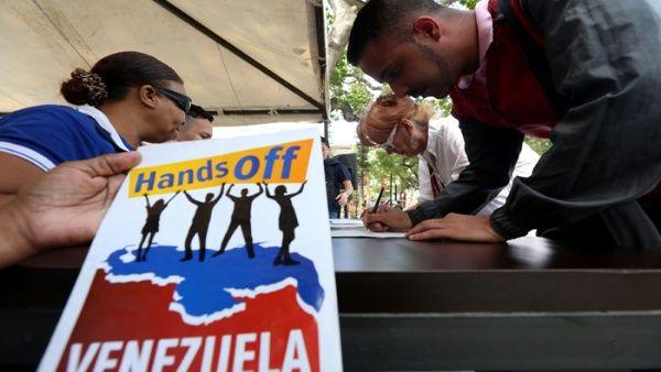 Trump amenaza a Venezuela y reconoce que también va por Cuba y Nicaragua