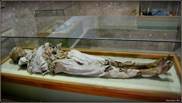 Niğde Müzesi Mumyalar