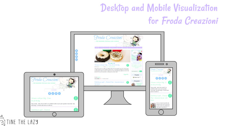 Desktop and Mobile Visualization for Froda Creazioni