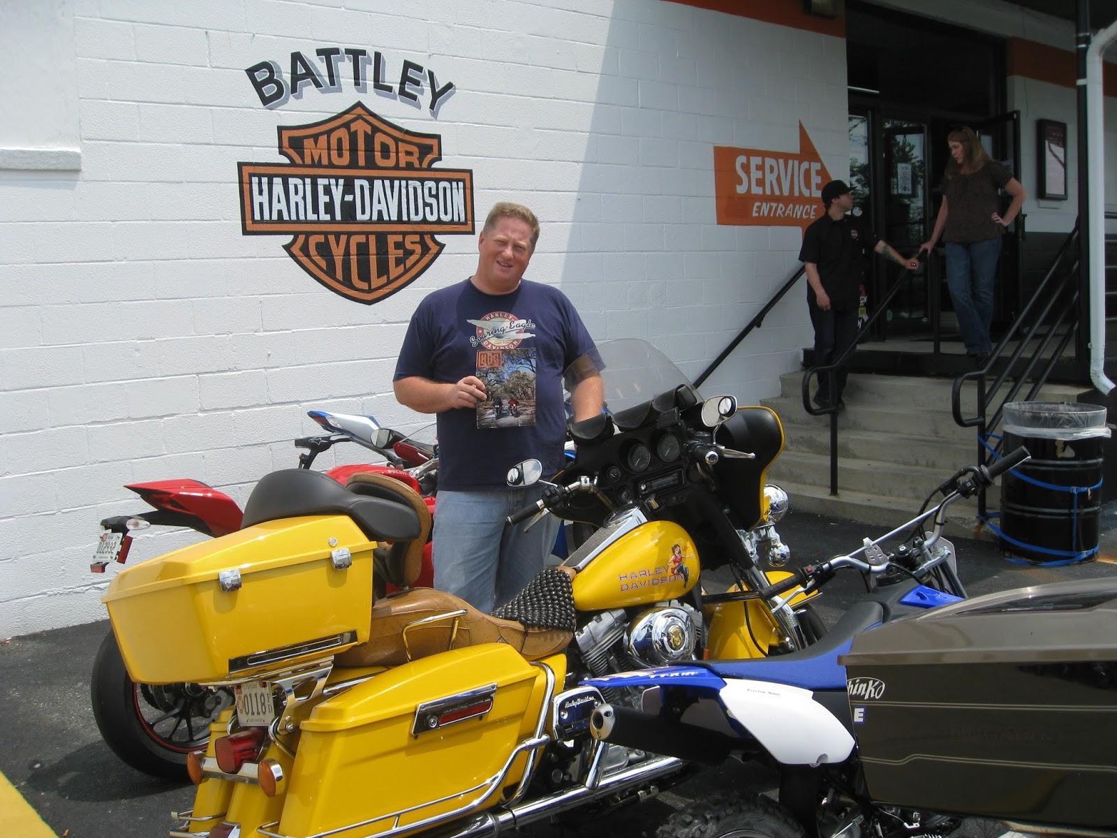 The Battley Blog: Motorcycle battery maintenance