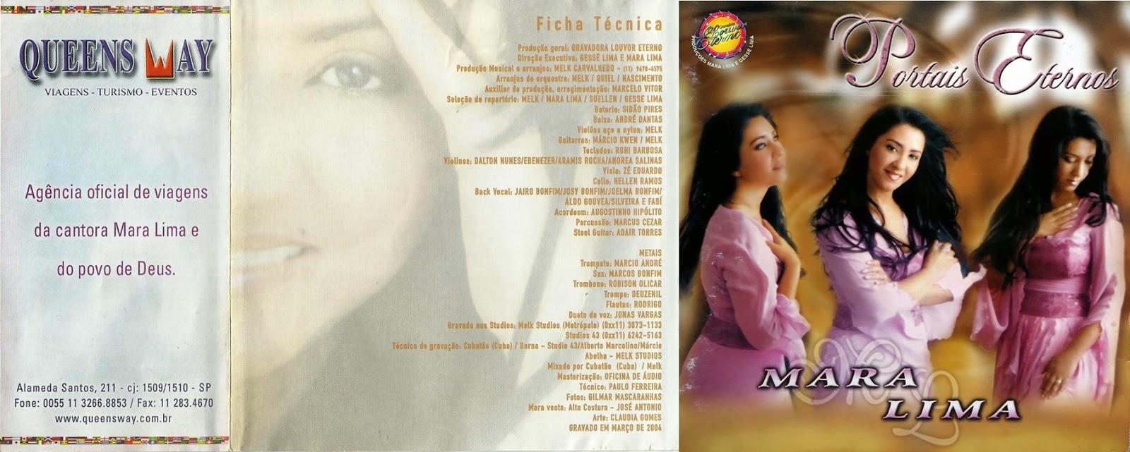 cd mara lima portais eternos playback