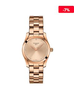 Ceas auriu modern Tissot T1122103345600