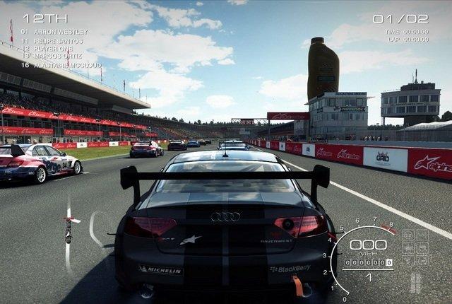 GRID Autosport Free Download PC Game