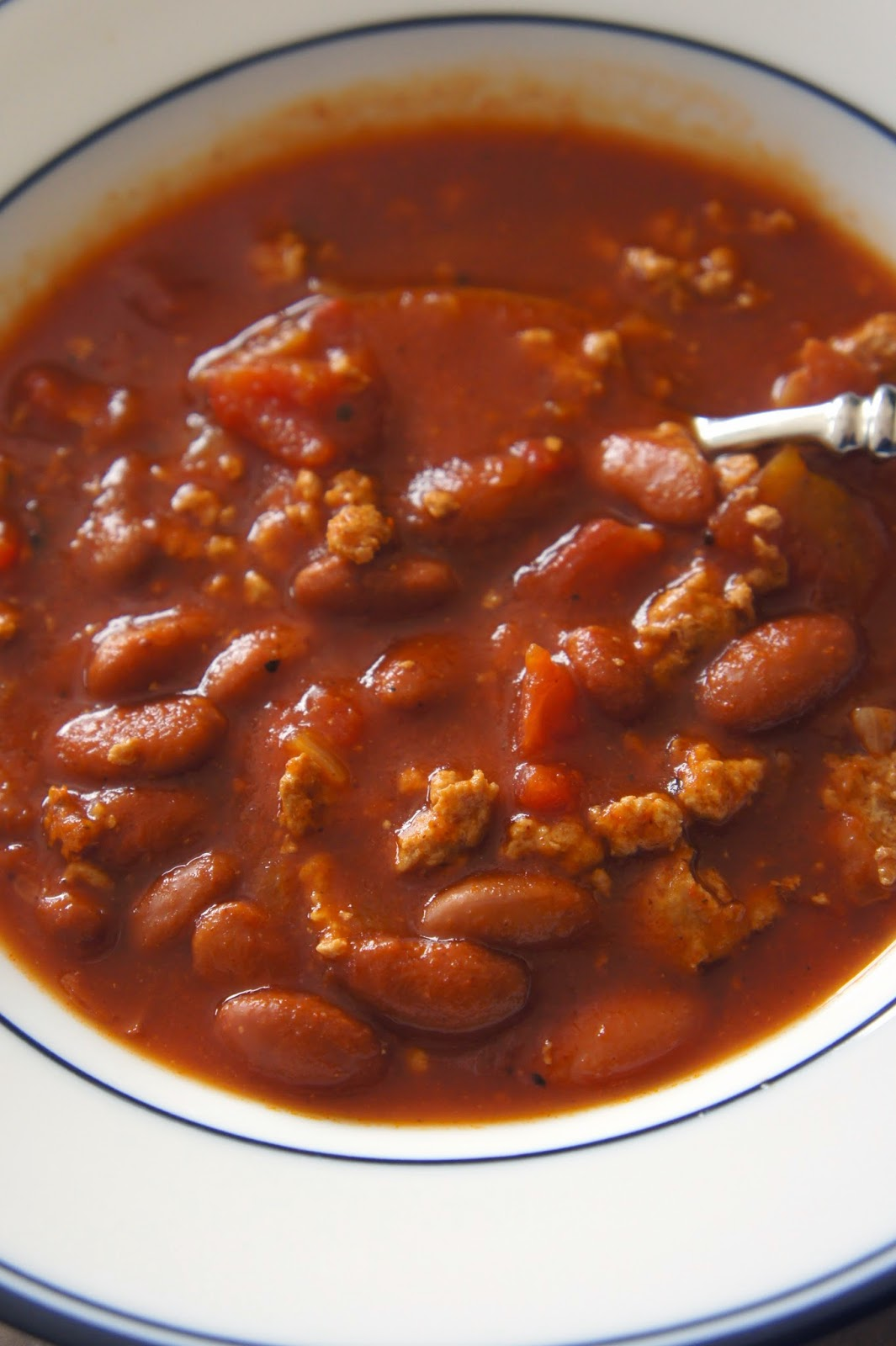 Hot and Spicy Crock Pot Chili: Savory Sweet and Satisfying