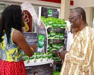 making profit daily selling for detergent companies in Nigeria as a distributor