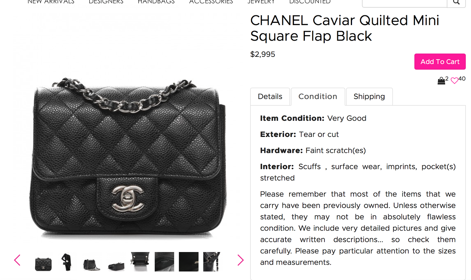 179384b94c5a49 1) Chanel Classic Quilted Double-Flap Bag: Due to Chanel's inflated prices,  I suggest purchasing the bag second-hand no matter the size.