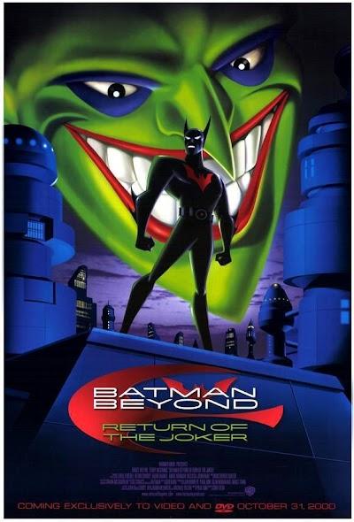 Batman del futuro: El Regreso del Joker [Audio Castellano] [Película] [MEGA]