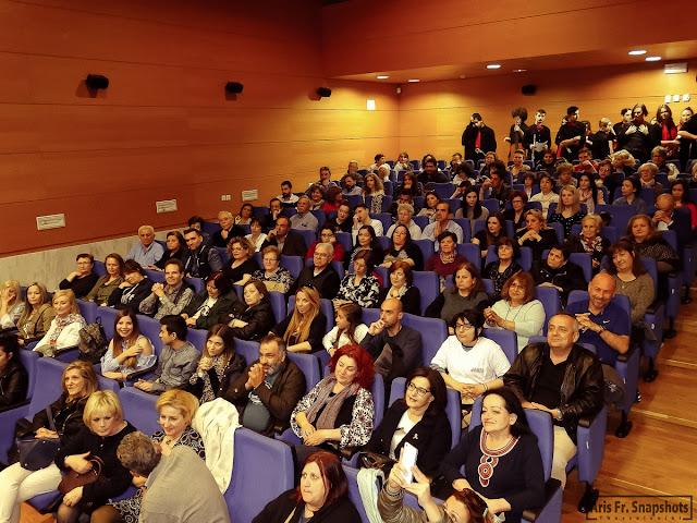 Πραγματοποιήθηκε με επιτυχία η συναυλία αλληλεγγύης στην Τούμπα