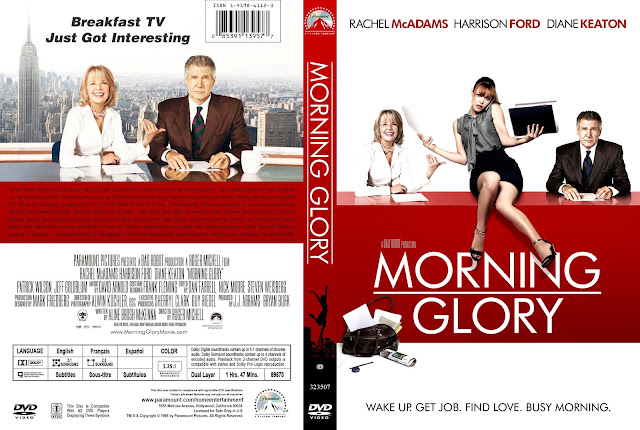 Morning Glory DVD Cover