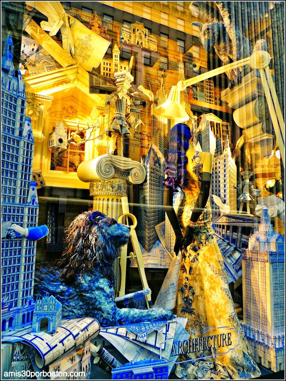 Bergdorf Goodman: Arquitectura