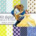 Kit Digital  A Bela e a Fera