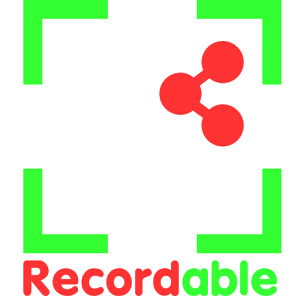 recordable screen recoder