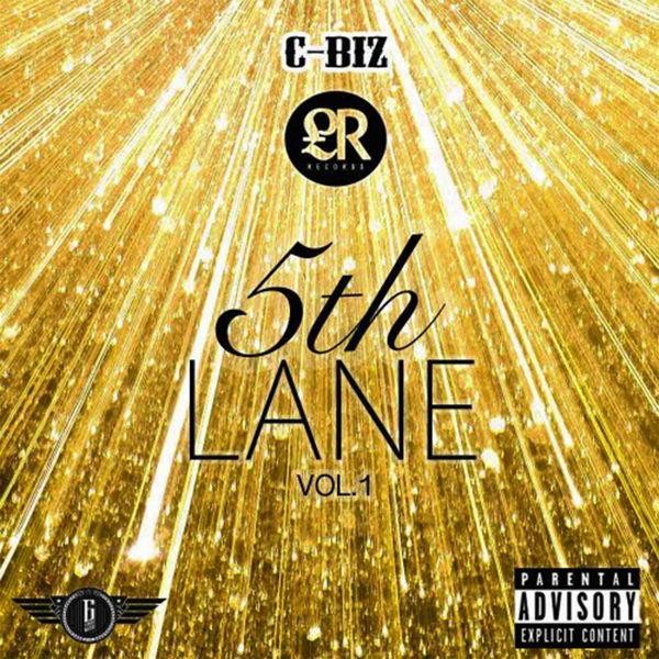 C Biz - 5th Lane, Vol. 1 Cover
