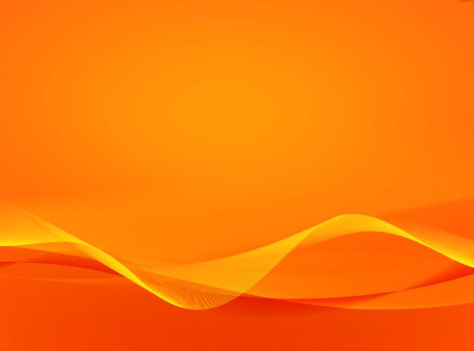 Beautiful Orange Vector Abstract Wallpaper | Wallpapers App