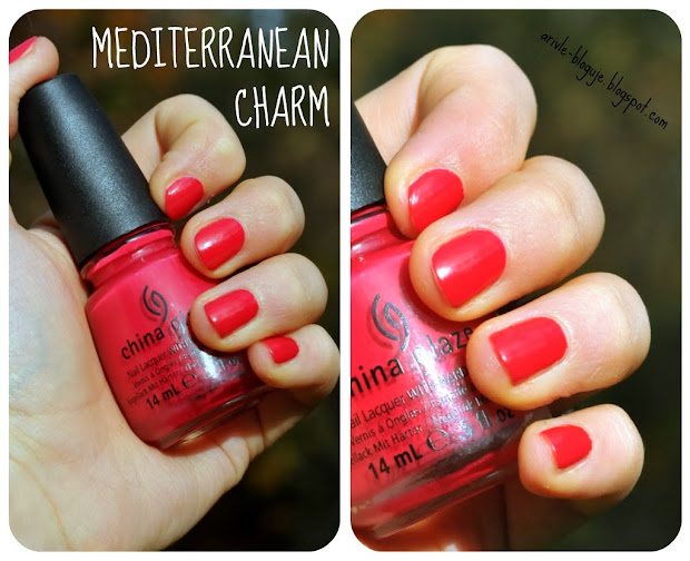 20 China Glaze Mediterranean Charm Pictures And Ideas On Meta Networks
