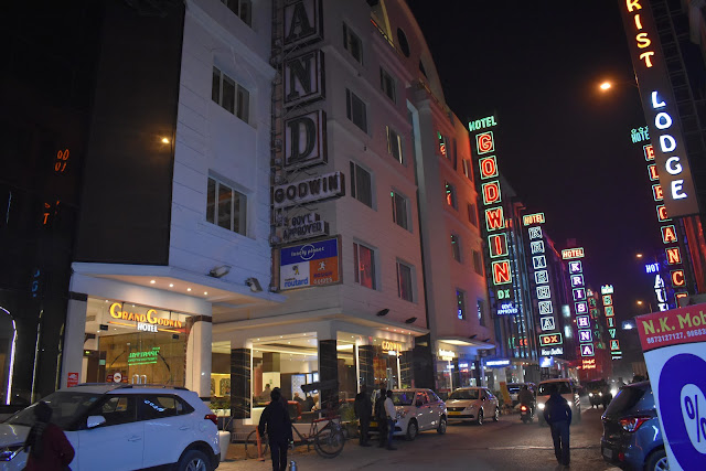 Hotel Godwin  Deluxe near to new delhi railway station