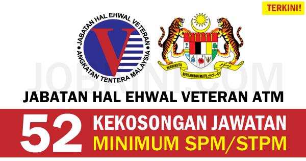 Jabatan Hal Ehwal Veteran ATM