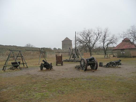 Білгород-Дністровський. Фортеця Аккерман. Античне місто Тира
