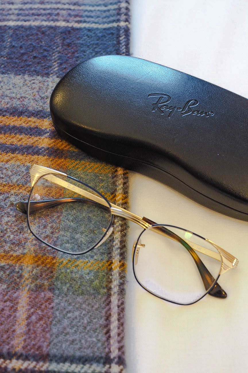 Ray Ban signature frames from David Clulow