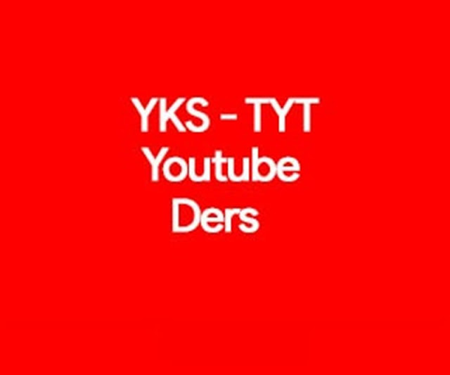 youtube yks hazırlık