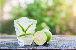 health benefits of drinking lemon water in odia