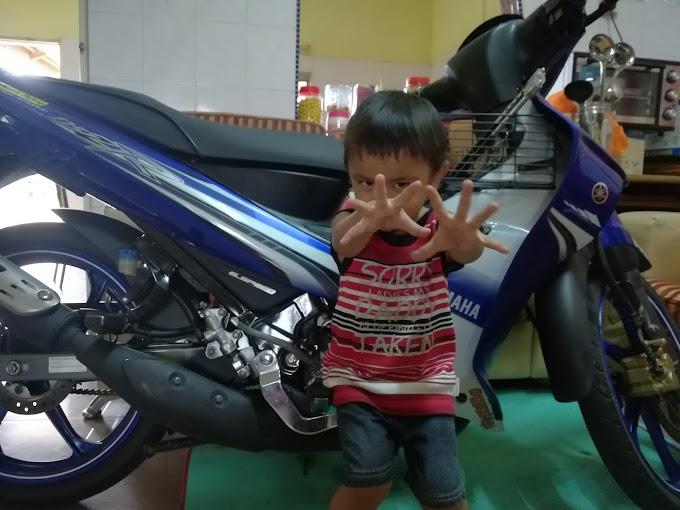 WW71  :: Fattah Anas Obses dengan Motor