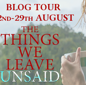 Book Blitz: THE THINGS WE LEAVE UNSAID