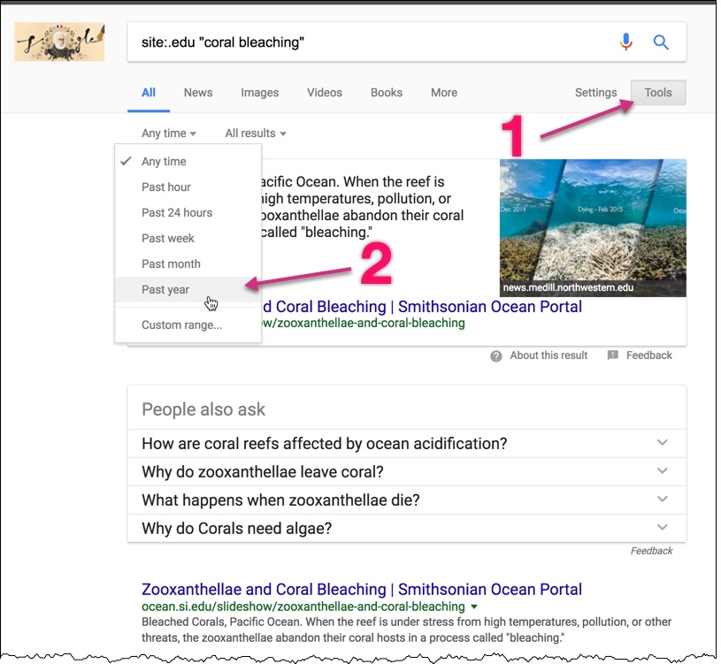 Search Results For Assortment: How To Sort Google Search Results By Date