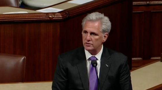 Rep. Kevin McCarthy Rips Dems for Calling to Abolish ICE: 'The Dangers These Officers Face Are No Joke' :: Grabien - The Multimedia Marketplace