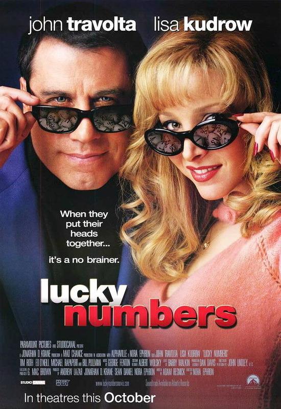 Lucky Numbers (2000) สุมหัวรวย ปล้นหวยล็อค