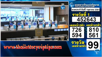 Thailand Lottery Live Results 01 October 2018  Saudi Arabia on TV