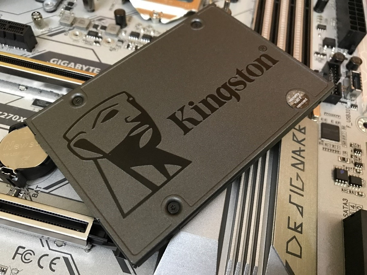 Kingston A400 240GB SSD Review ~ Computers and More   Reviews. Configurations and Troubleshooting