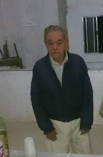 Nota de Falecimento: Gaspar Domingues