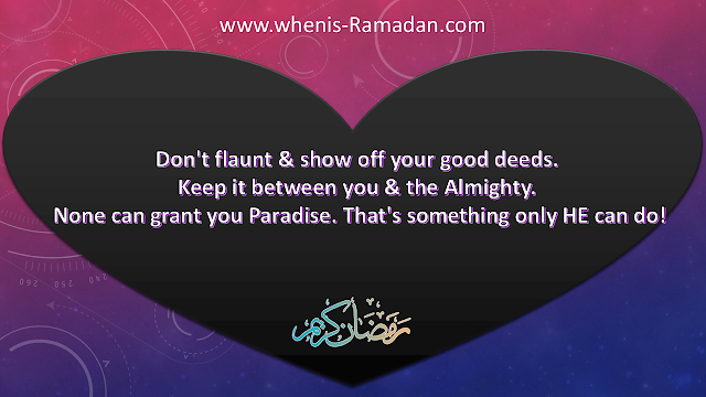 Ramadan Quotes by Mufti Menk