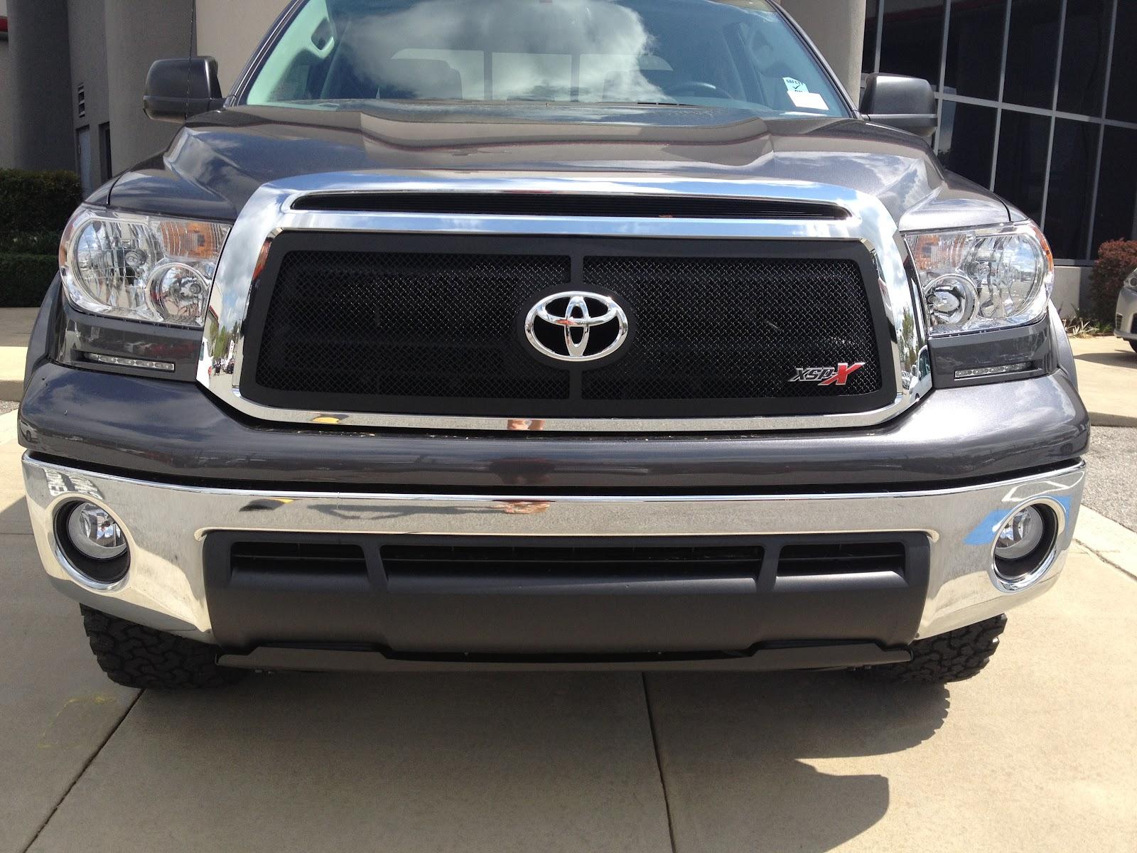 Rice Toyota Scion: Toyota Tundra XSP-X Special Edition ...