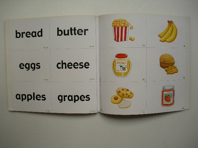 悅讀童書坊: 小東西圖書:A Picture Reader兒童英語圖畫讀本系列 16冊