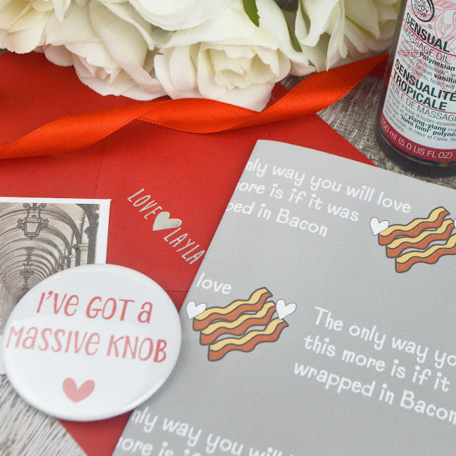 Valentine's Day Cards and Gift Ideas With Love Layla - Lovelaughslipstick Blog