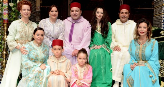 كشف السر…هذا هو المنتوج الذي تستعمله أميرات المغرب للحفاظ على جمالهن حسب أستاذ القصر