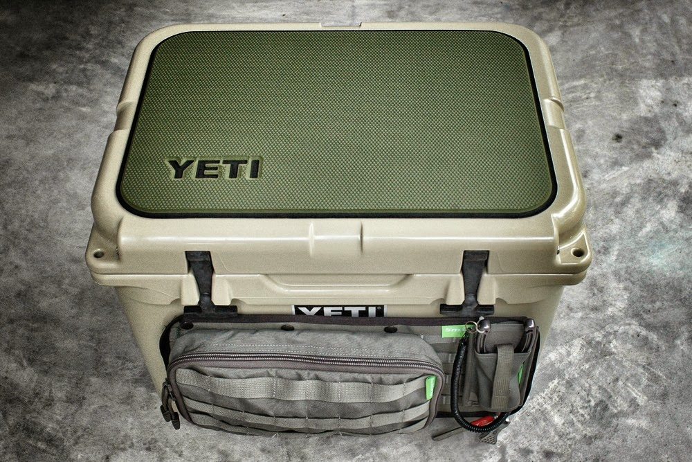 The Fiberglass Manifesto The Yeti Coolers Tundra 35 Project