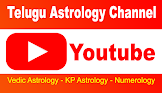 Youtube Astrology Channel
