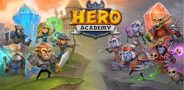 Hero Academy APK + DATA 1.4.2 Direct Link