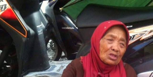 Berjualan Kacang Demi Sesuap Nasi, Perjuangan Nenek Berusia 109 Ini Sungguh Mengharukan