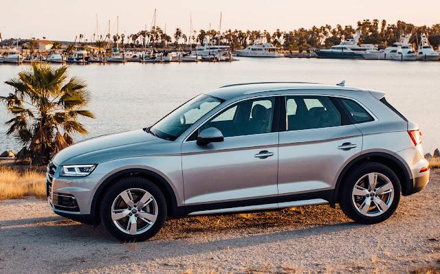 Audi - 4ª marca mais confiável