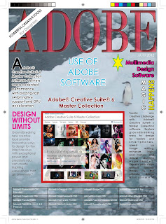 ADOBE DESIGN MAGAZINE