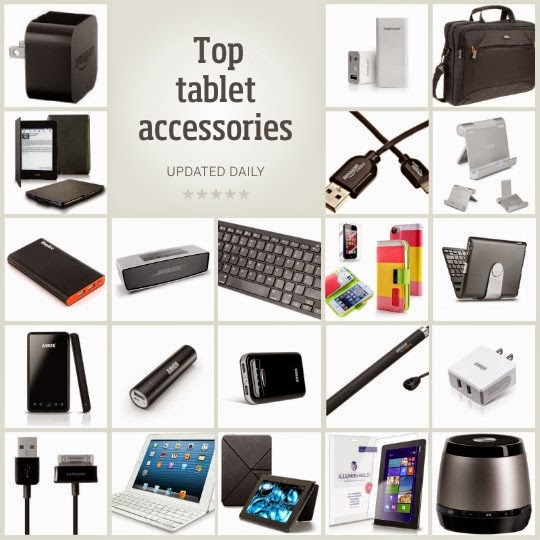 Top Tablet Accessories
