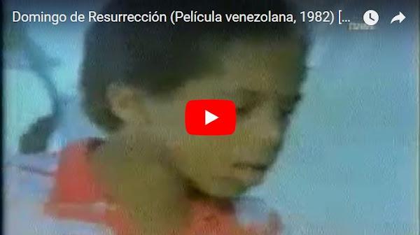 Domingo de Resurrección cuando la pasaban por RCTV en el pasado