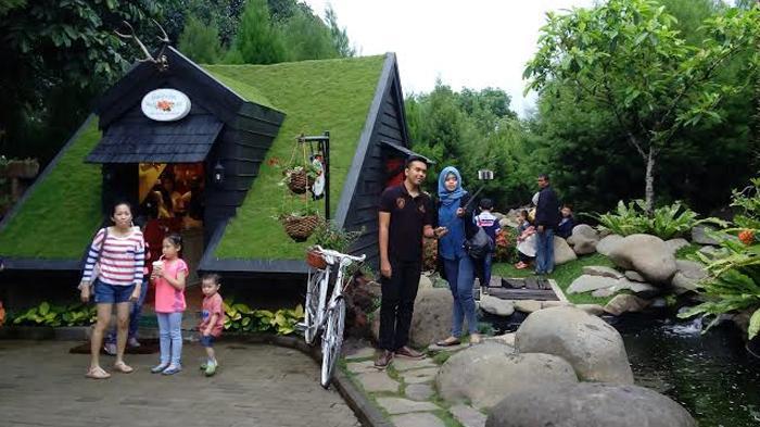 Tempat Wisata Farmhouse Lembang Bandung
