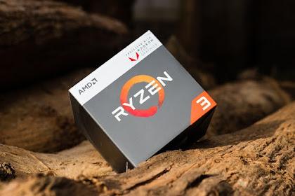 Mengenal Kisah Prosesor AMD dalam Menyaingi Intel