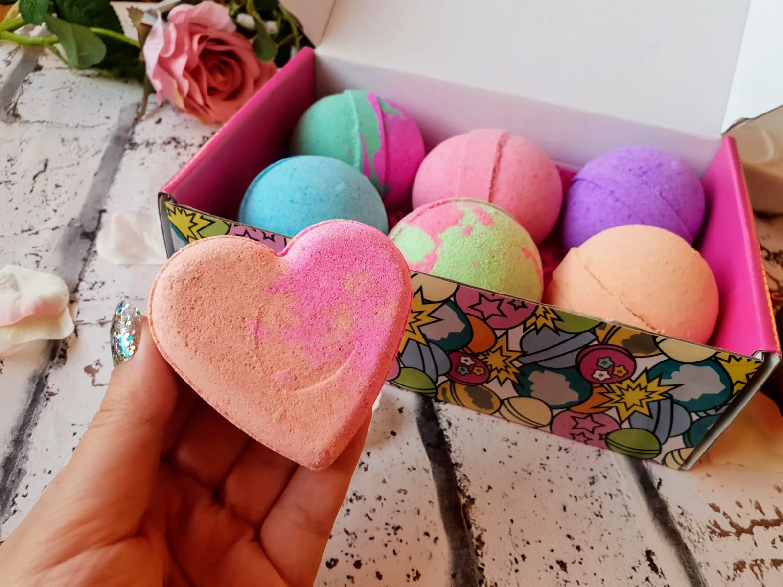 suezbana bath bombs